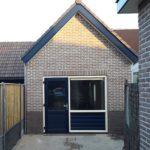 Nieuwbouw kantoor/berging Ede
