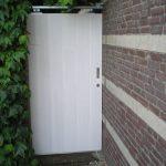 Schuif/poortdeur Amersfoort